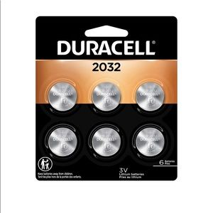 Duracell - 2032 3V Lithium Coin Battery